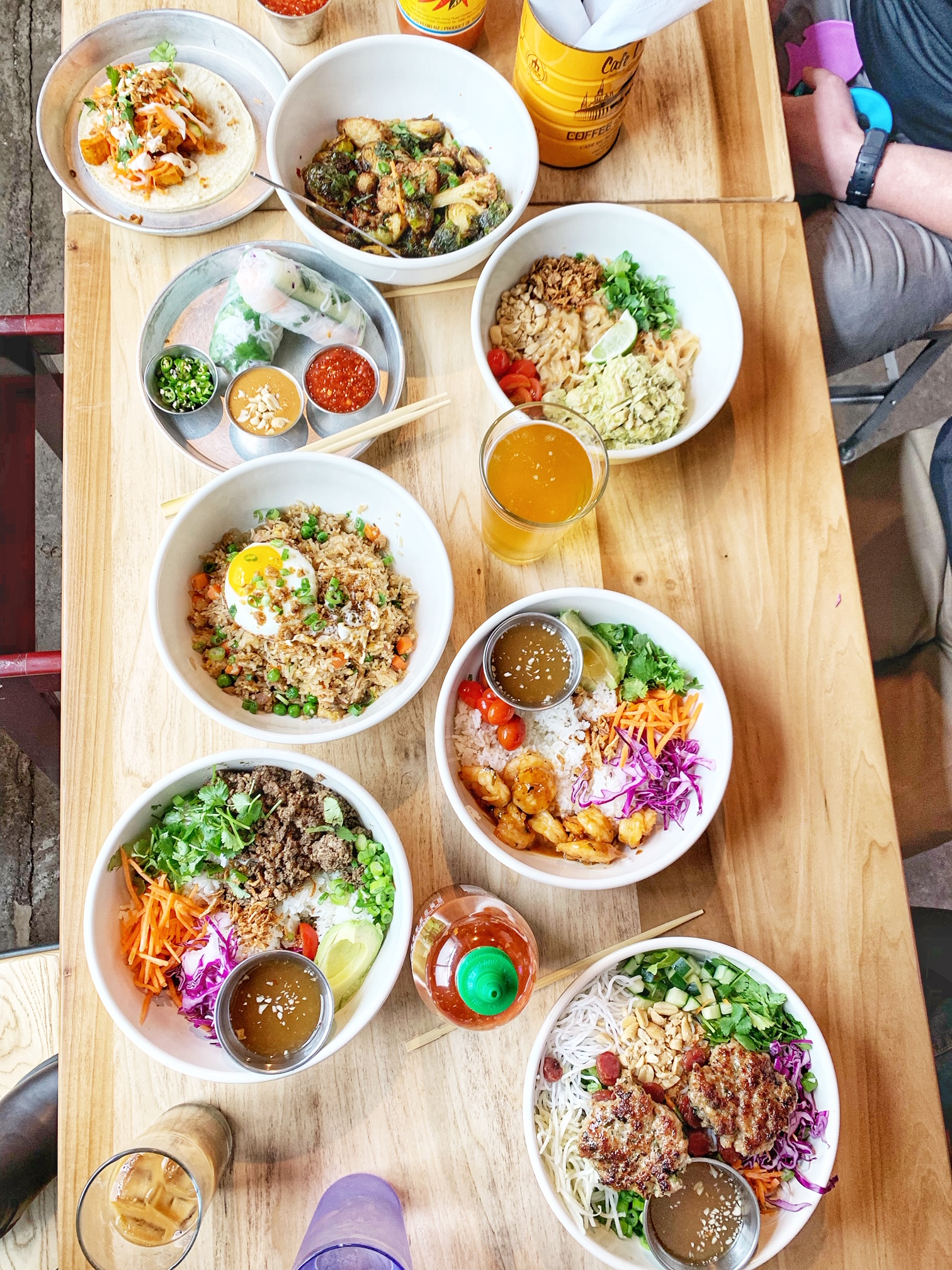 Giveaway for Mouthwatering Vietnamese Food