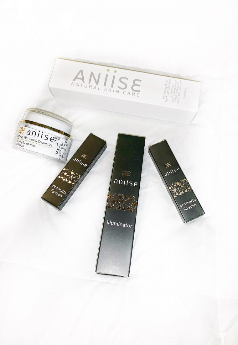 Aniise Beauty and Skincare Giveaway!