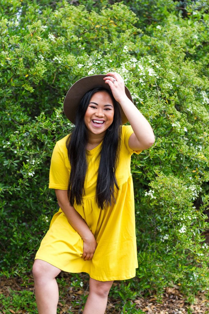 Charleston Blogger Wearing Shop DressUp