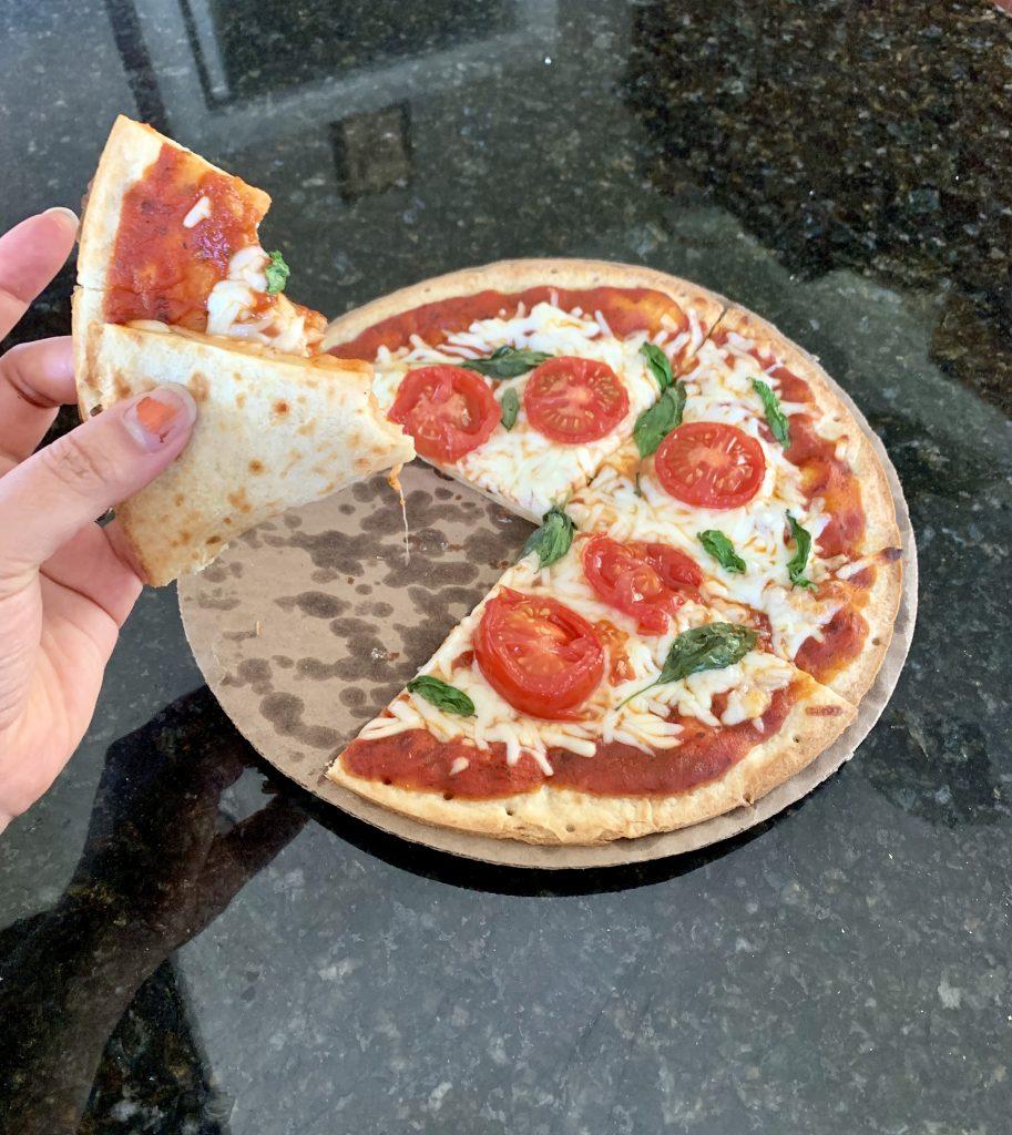 Margherita Pizza Vi Fessenden Caulipowered