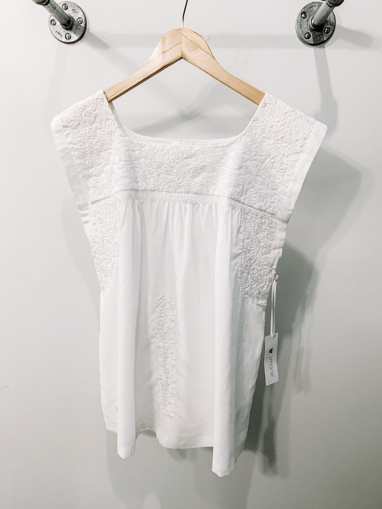 White top from at Two Cumberland