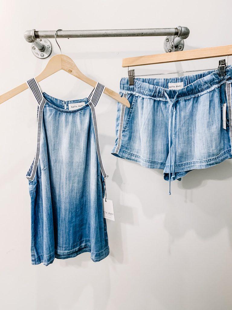 Two Cumberland Jean Set