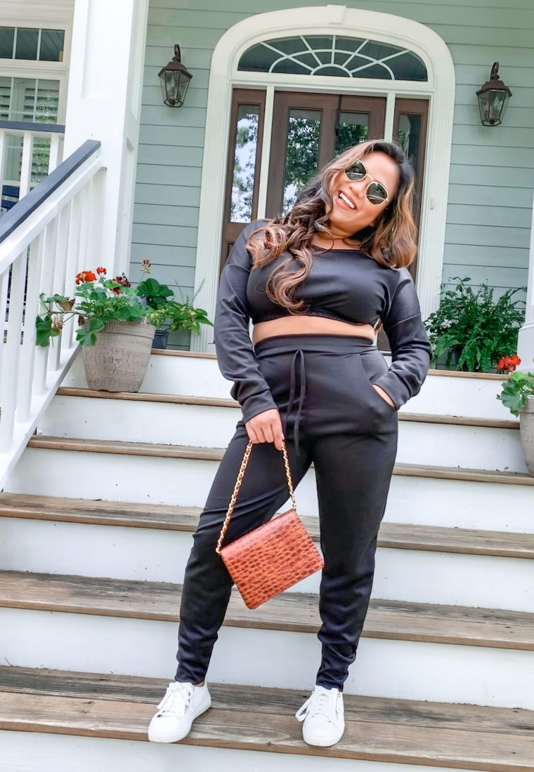 Cozy, Comfy, and Cute Fall Transition Looks
