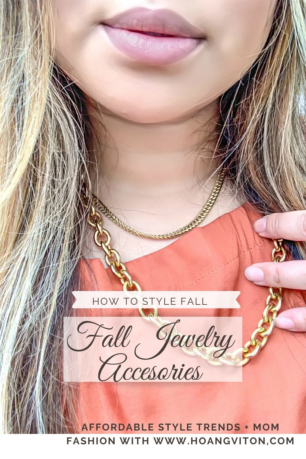 Fall Jewelry Accessories and How to Style
